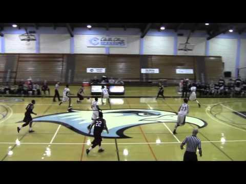 Cabrillo College vs. Monterey Peninsula College Men's Basketball FULL GAME 1/15/16