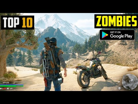 Top 10 Best ZOMBIES Games For Android In 2020 | HIGH GRAPHICS (Offline/Online)