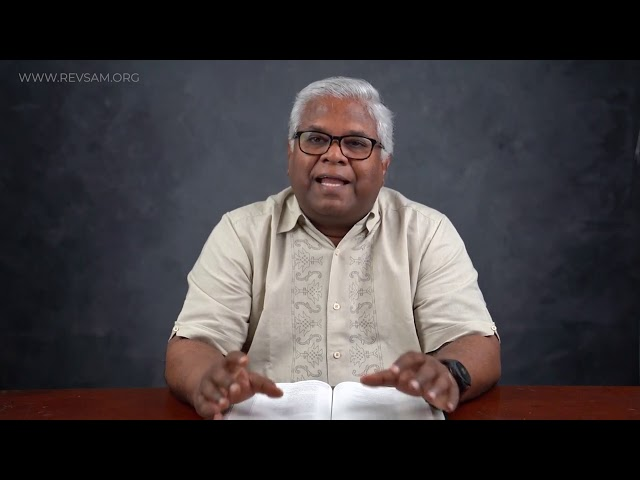 PSALM 20: A PRAYER BEFORE FACING THE BATTLE | Sam P. Chelladurai | Weekly Prayer | AFT Church