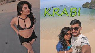 FULL KRABI VLOG - Things to do in Krabi, Four Island Tour, Nightlife, Indian food