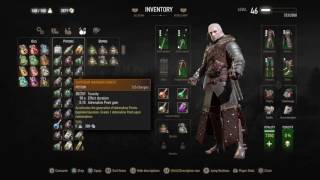 The Witcher 3, How to wreck Death March with Ursine (or any heavy gear) Check it out!!