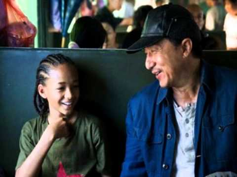 The Karate Kid Pictures!