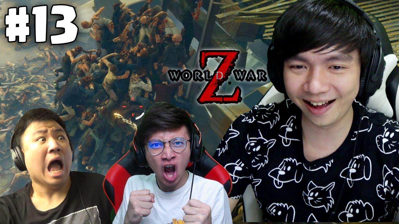 Kembali Bantai Zombie - World War Z Indonesia - Part 13