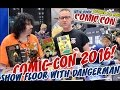 NY Comic Con 2016 Monarch Comics - Witch Hunter and other Indy Comics