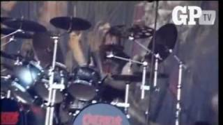 Kreator - Endless Pain Live @ Metaltown 2010 ProShot!