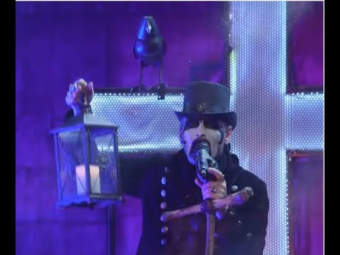 """King Diamond shares live video for """"A Mansion In Darkness"""" off DVD """"Songs For The Dead Live"""""""