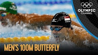 Men's 100m Butterfly Final | Rio 2016 Replay thumbnail