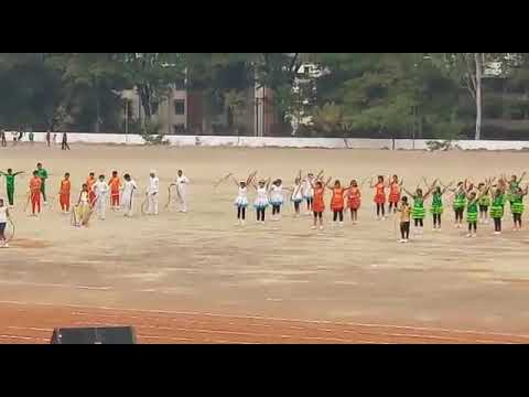 Animal March Drill Annual Sports day Ryan International School,Nashik  2017-2018