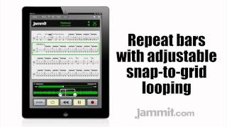 "Jammit ipad iphone app Lamb of God Video Redneck ""learn to play drums"""