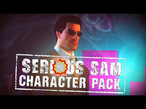 PAYDAY 2 - Serious Sam Character Pack (Payday 2 Mods) |