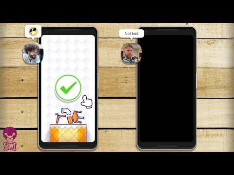 ألعاب إلكترونية يمكن مشاركتها عبر تطبيقات المحادثات والدردشة على الإنترنت  - 15:54-2019 / 7 / 22