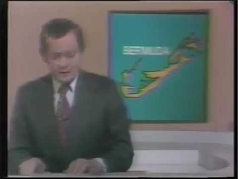 News from Bermuda Riots 1977