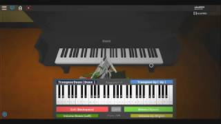 Roblox piano| Bendy and the ink machine + Sheet