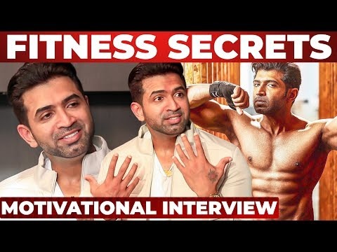 """BOOST YOUR MENTAL STRENGTH"" - Arun Vijay Fitness Secrets Reveals!"
