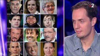 Les portraits qui font l'actualité - On n'est pas couché 17 février 2018 #ONPC