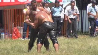 2011 Başpehlivanı Fatih Atlı vs Gökhan Arıcı