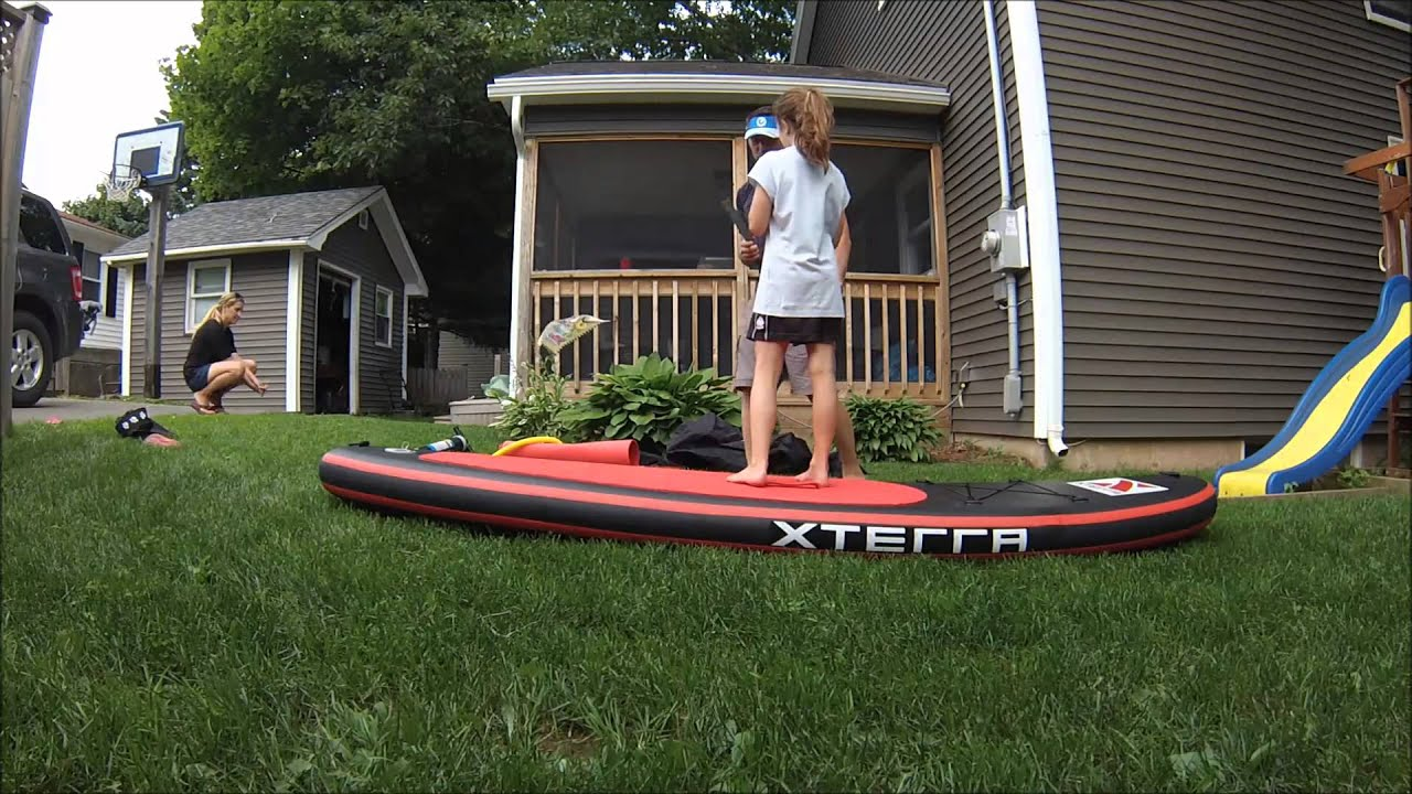 15 Best Inflatable Paddle Boards Review for 2019