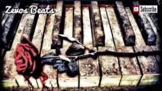 Zevos Beats - Sad Piano Guitar Rap Beat Hip Hop Instrumental - Emotional