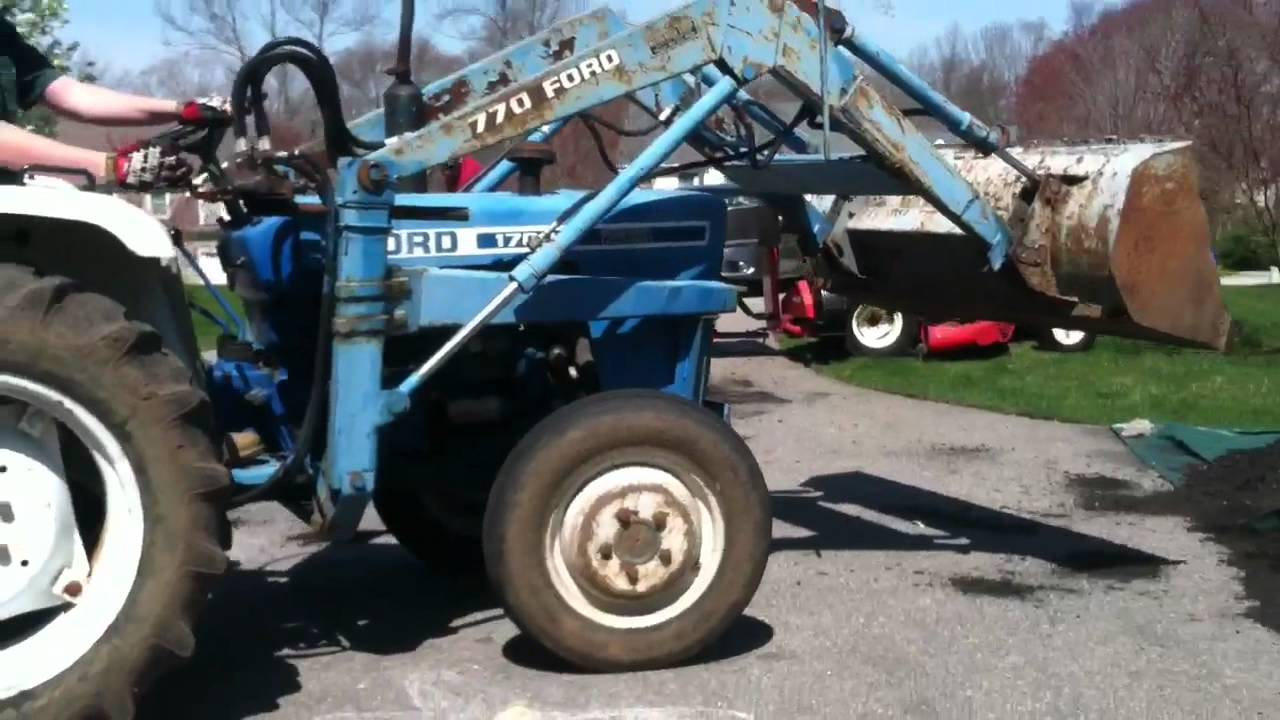 small resolution of ford 1700