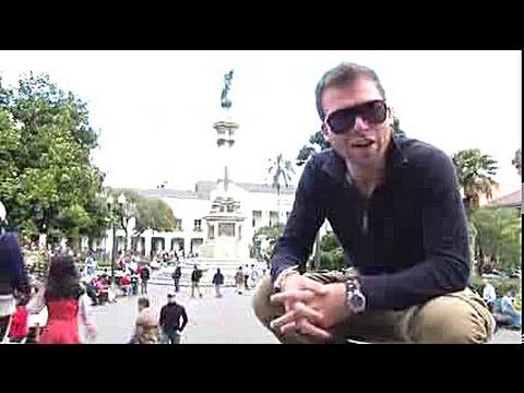 Independence Square - Quito, Ecuador