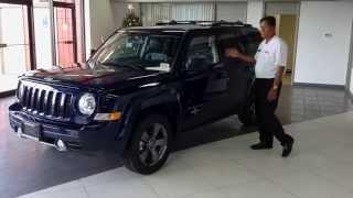 2014 Jeep Patriot Walk Around Cutter Chrysler Jeep Dodge Honolulu Marlon Gante