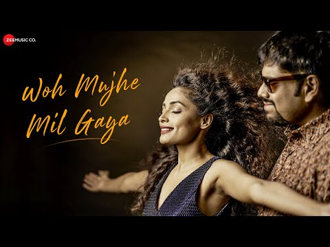 Woh Mujhe Mil Gaya - Official Music Video | Debojit Dutta, Aarvikaa Gupta, Hemant Tiwari & Shiva S