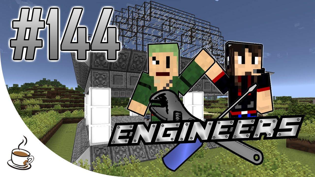 MINECRAFT ENGINEERS Videospiele Früher Lets Play - Minecraft videospiele