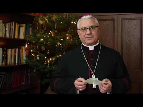 Życzenia Sekretarza Generalnego Konferencji Episkopatu Polski - Boże Narodzenie 2019