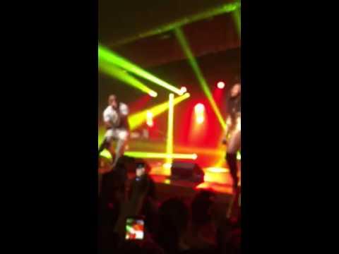 Ja Rule & Ashanti Concert Auckland NZ 22nd July 2015