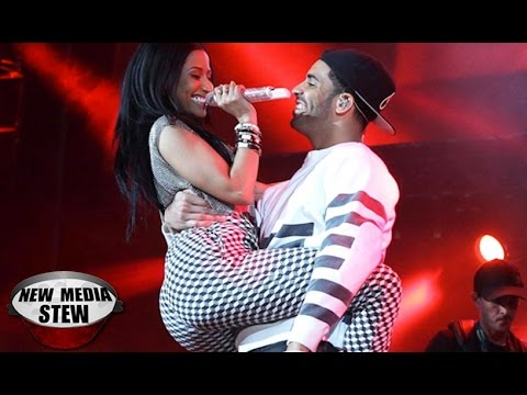 Nicki minaj anaconda live - 1 part 9