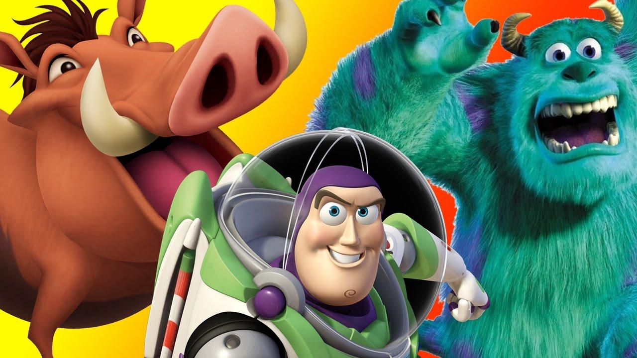 disney movies cartoon pixar animated 500gb usb
