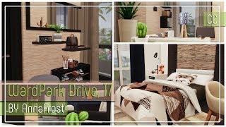 The Sims 4: Строительство | Маленькая квартира для студента | WardPark Drive, 17