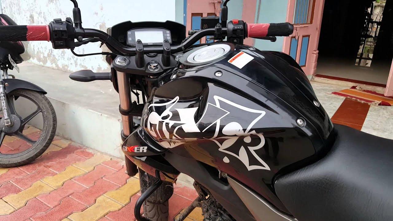 Suzuki Gixxer Custom