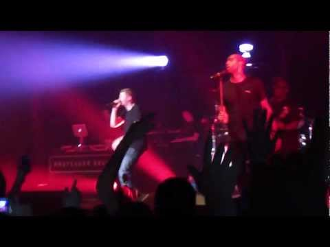 Professor Green - Read All About It - Camden Roundhouse London 03.11.2011 AYI Tour