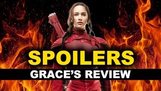 Mockingjay Part 2 SPOILERS Movie Review - Ending Scene aka Epilogue - Beyond The Trailer