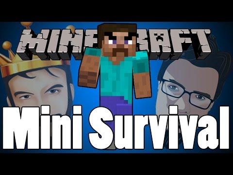 MINECRAFT: Mini Survival #1 - Efsane Bir Giriş!