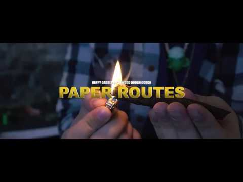 PAPER ROUTES-HAPPYxPENNWOOD DOUGH