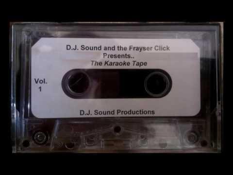 DJ Sound - The Karaoke Tape Vol 1