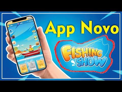 FISHING SHOW - APP LANÇAMENTO | 2020✔️