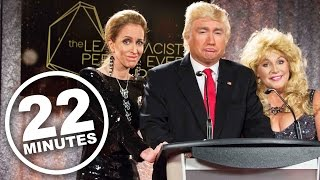Donald Trump: least racist person ever? | 22 Minutes
