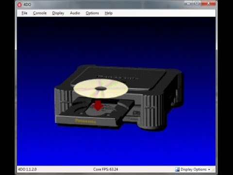 3DO emulator Review  4DO Check it out it works