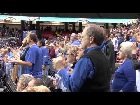 Mitch Barnhart Talks: SEC Tourney, University of Kentucky Fans, and President Todd.mp4