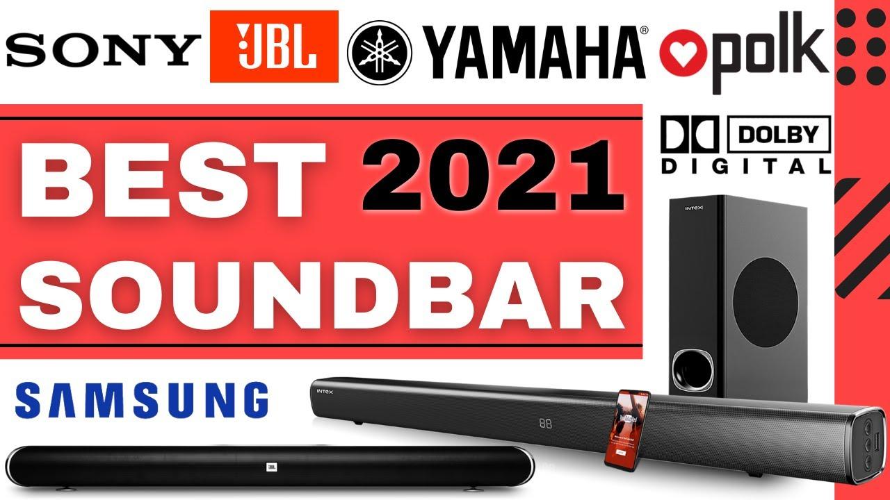 BEST SOUNDBAR 2021 INDIA 🇮🇳 20000 TO 35000 ⚡ TOP SOUNDBAR ...