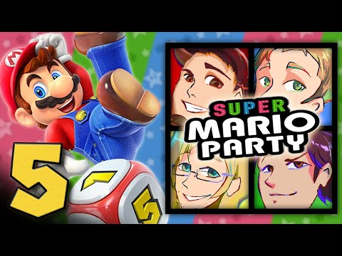 Super Mario Partner Party: Sno Cone Mountain - EPISODE 5 - Friends Without Benefits