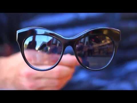 Coleção Passarela - Vitorino Campo | Óculos Borboleta