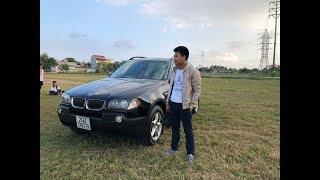 ( Da Ban), BMV X3 DK 2007 sx 2005 Nhap Duc ( gia 280t) lh 0966668121 Em Minh HD