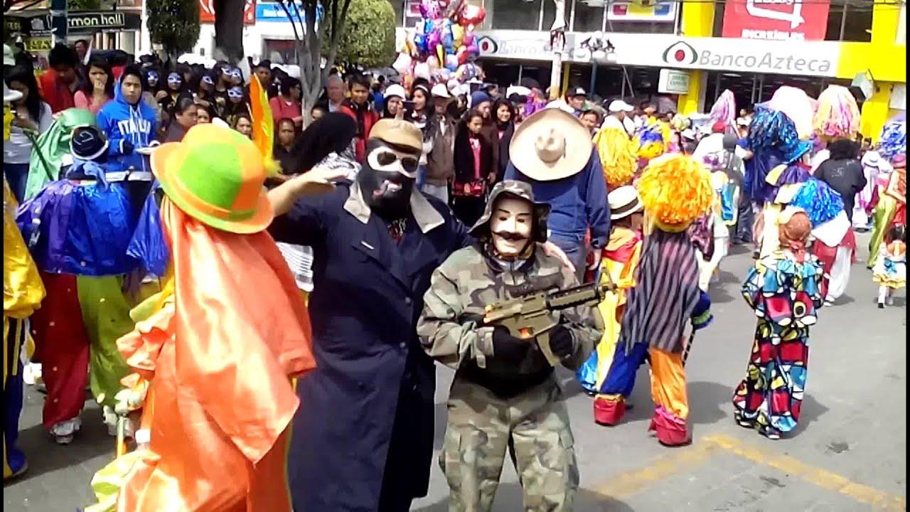Carnaval Texmelucan
