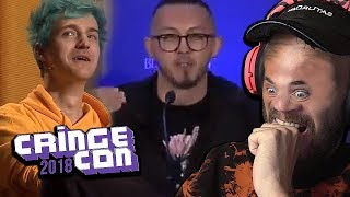 Twitch Con 2018 - VeryEpic Cringe Compilation (funny moments 🤣😅)