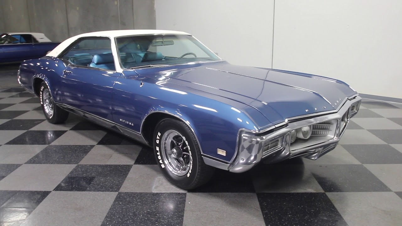 1969 buick riviera for sale 4313 atl - youtube