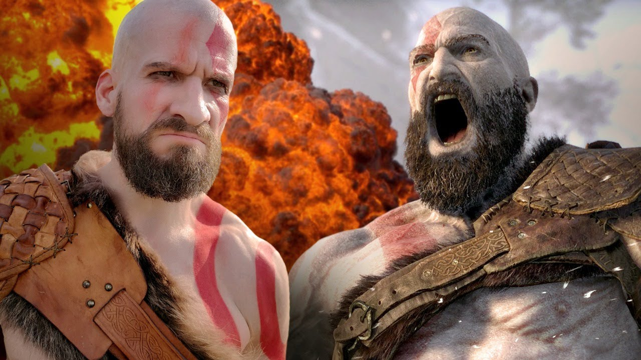 God Of War Geschichte